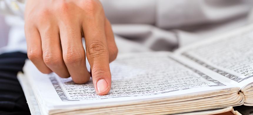 En Indonesia, hay pocos ejemplares de la Biblia y los cristianos la turnan entre ellos