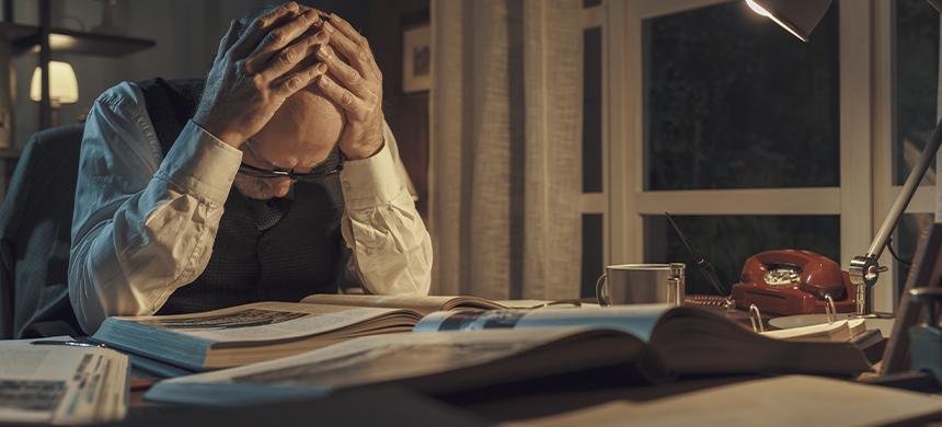 Estudio descubre que los genios del arte son propensos a tener depresión