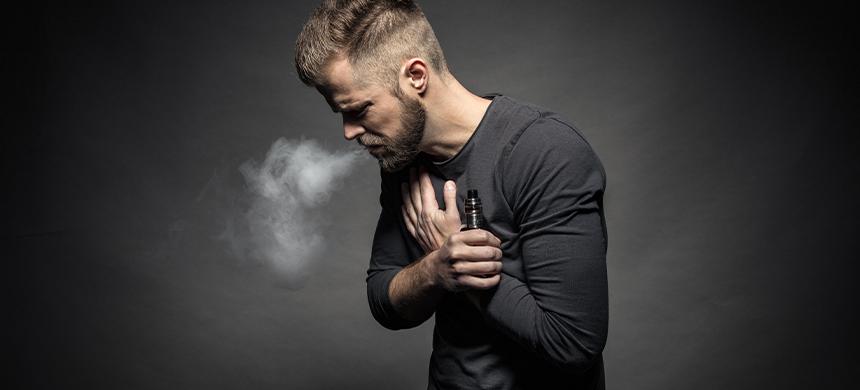 Cigarros electrónicos, tan dañinos como el tabaco