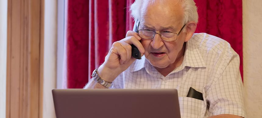 Los adultos mayores son potenciales víctimas de fraudes bancarios, dice la ABM