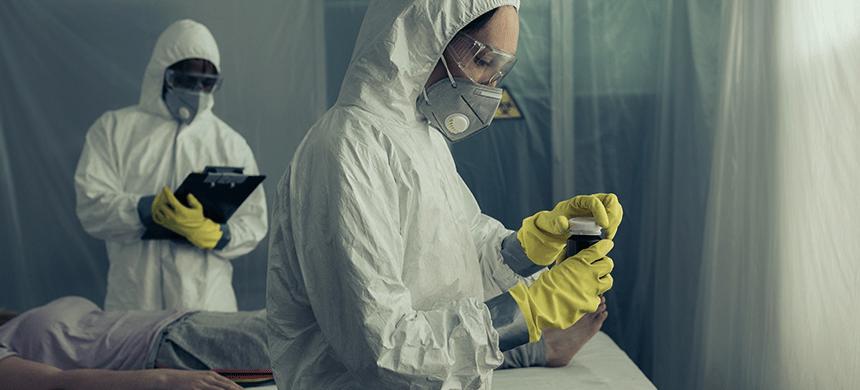El coronavirus ha llegado a México y avanza en el mundo causando más muertes