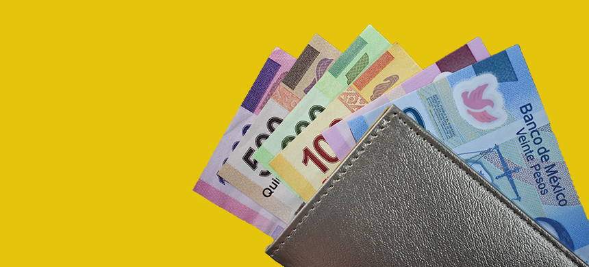 59 % de las personas gana 2 548 pesos al mes, estudio