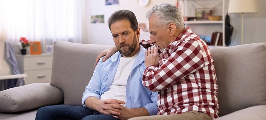 ¿Cómo enfrentar una  enfermedad en familia?