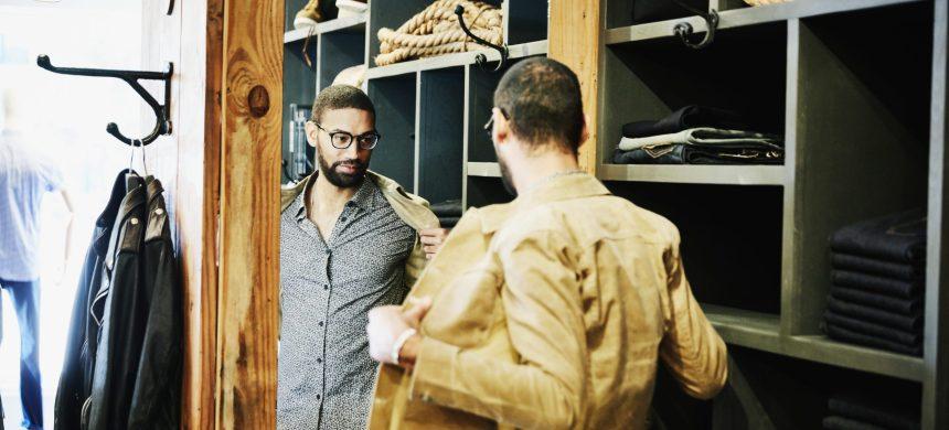 Hombres: ¿es importante seguir la moda?