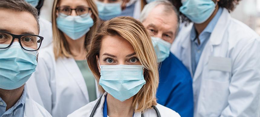 Mensaje de fe para los profesionales de la salud