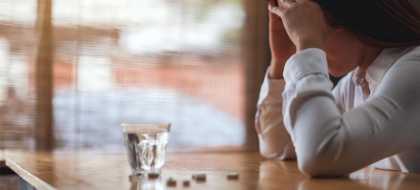 ¿Medicamento para el dolor de amor?