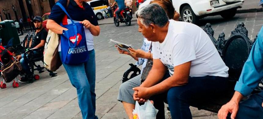 Evangelización Universal San Luis Potosí