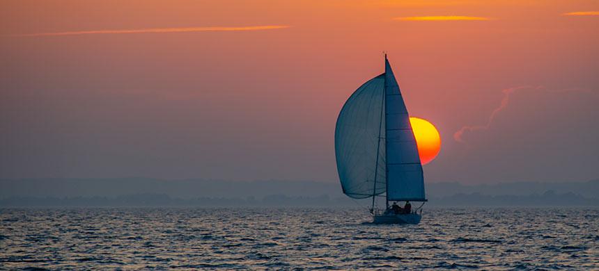 Fuera del barco