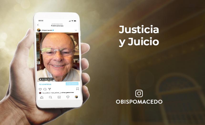 Justicia y Juicio