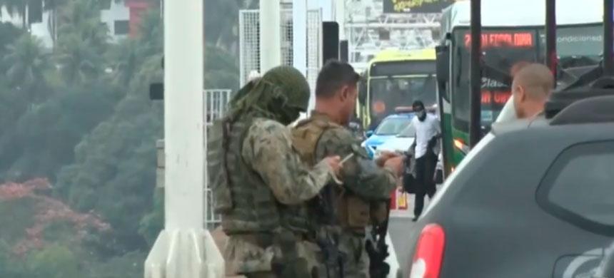 Secuestro en Río de Janeiro: el joven que decía estar deprimido y oír voces