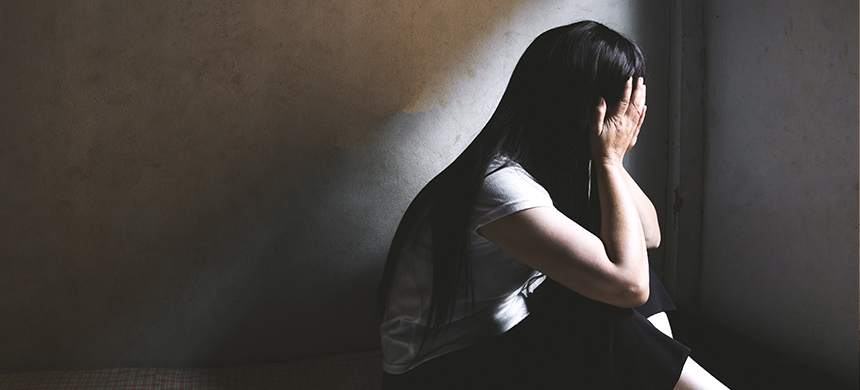 Víctimas de abuso sexual son más propensas a caer en depresión