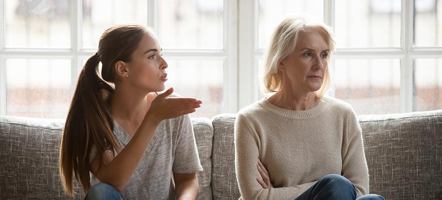 ¿Has notado cómo tratas a tus padres?