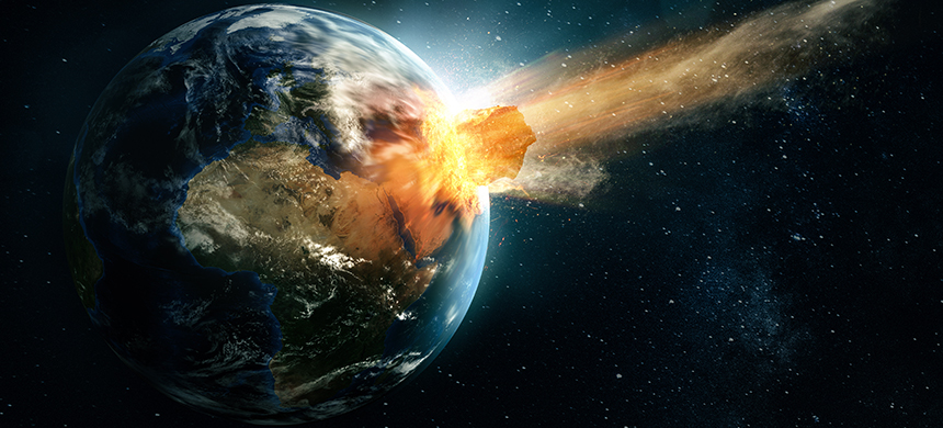 La NASA informa cuál es la fecha en la que un asteroide podría chocar contra la Tierra