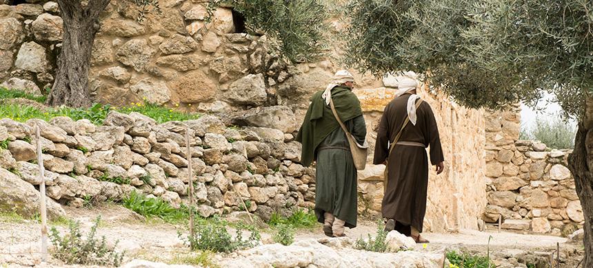 Costumbres de la Biblia: el hospedaje