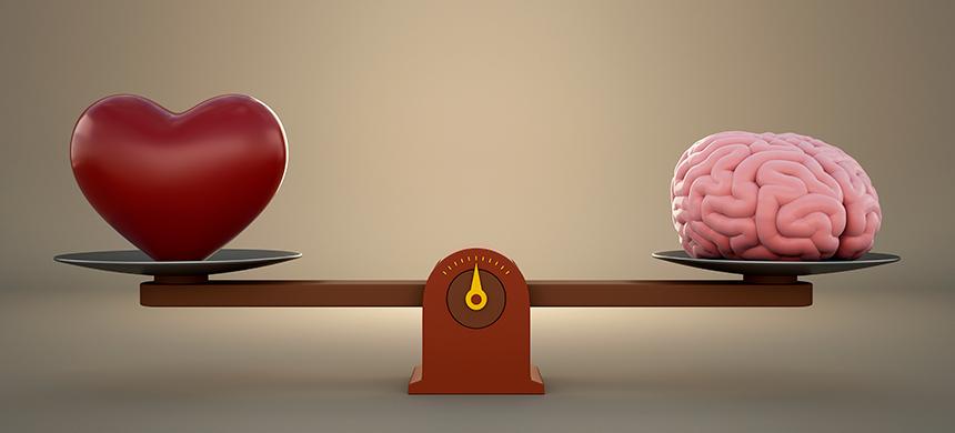 ¿Quién le guía: la mente o el corazón?
