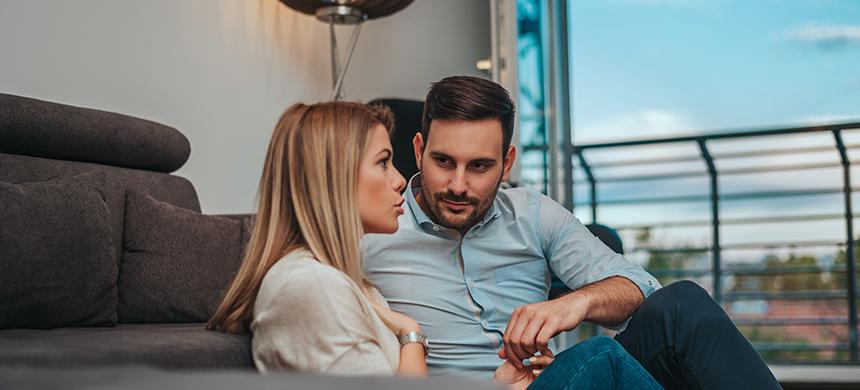 Vida de pareja: destrucción verbal vs. construcción verbal