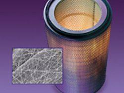 Nano Fiber Cartridge Filter