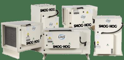 MSH Series smog hog electrostatic esp mist collection
