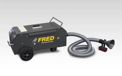 Fred Mini Vac w/hose