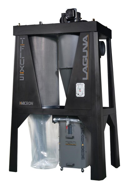 Dust Collector - TFLUX5 - Wood - Model - MDCTF52201
