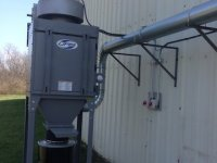 Shaker Dust Collector