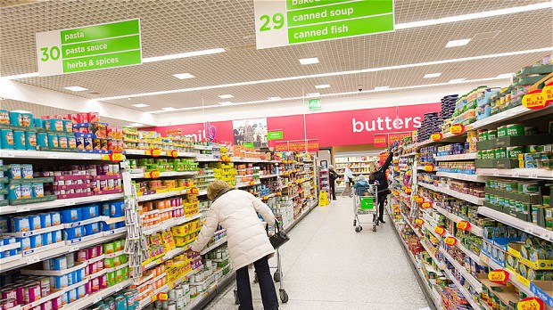 UK Supermarkets discriminate against the poor