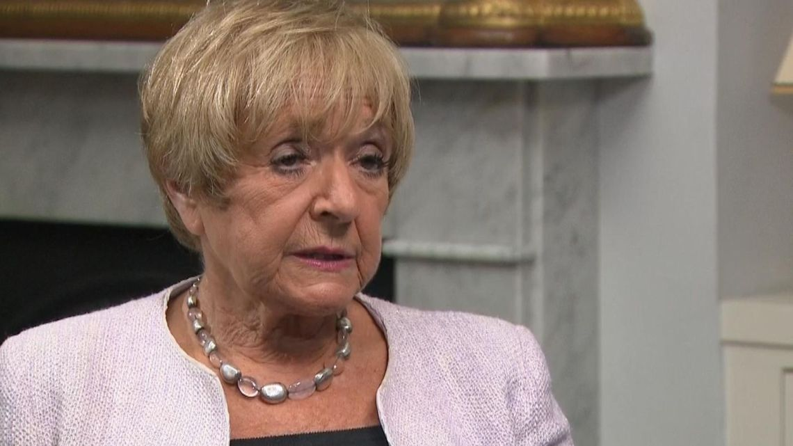 Margaret Hodge broke Labour Party rules in Sky Interview