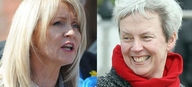 Esther Mcvey MP and Margaret Greenwood MP