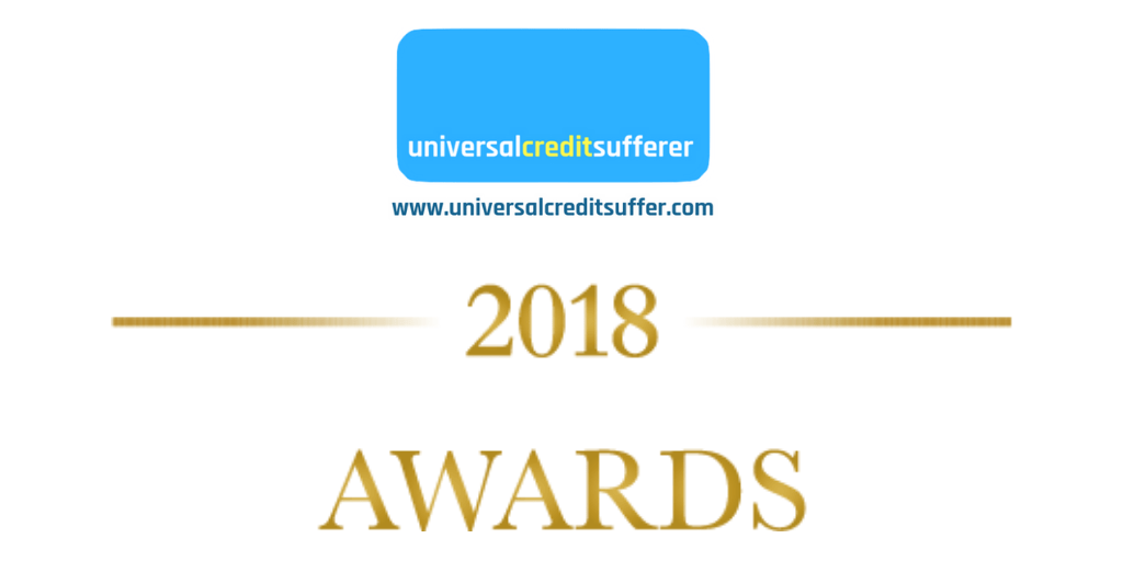 New Year Awards 2018 Universal Credit Sufferer