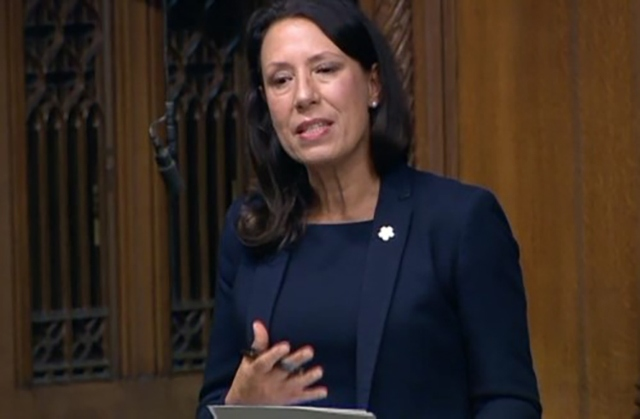 Oldham and Saddleworth MP Debbie Abrahams