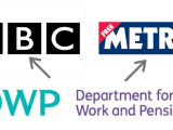 DWP Planning Covert Ad Campaign with Metro & BBC