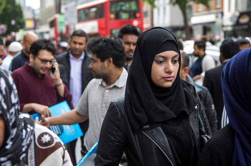 The Challenges of Being British and Muslim