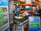 New Foodbank Study Blames Benefit System for Increases