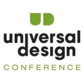 Universal Design Conference logo.