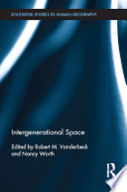 book cover intergenerational space
