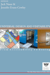 universal design and visitability front cover