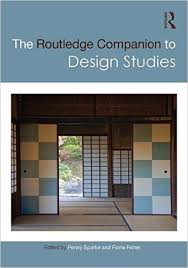 Front cover of The Routledge Companion to Design Studies