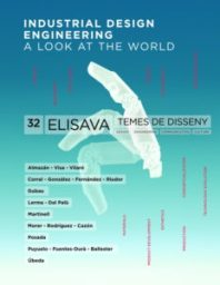 Front cover of the Elisava journal