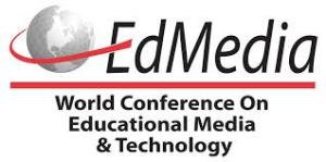 Logo of the Ed Media and Technology conference proceedings