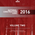 Red front cover of the National Construction Code Volume 2