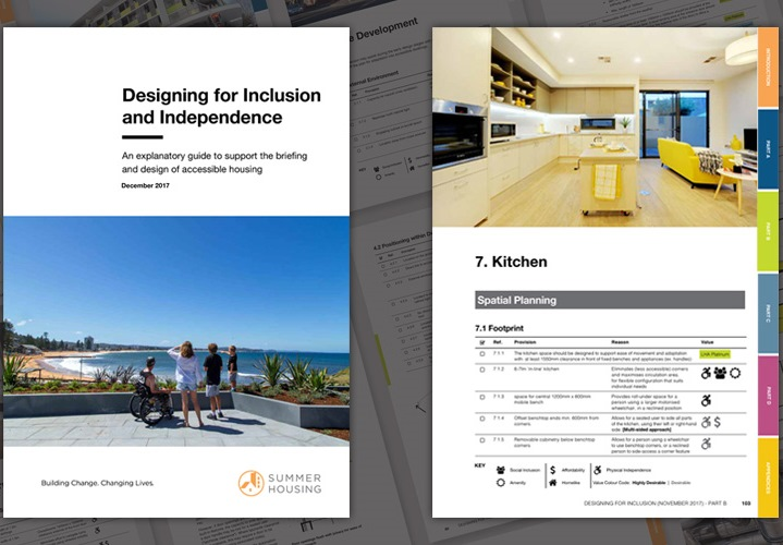 Designing Homes For Inclusion And Independence
