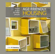 Front cover showing yellow boxes approximating rooms in homes.