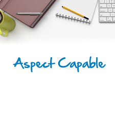 Logo for Aspect Capable