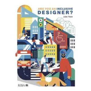 Front cover of inclusive designer book.
