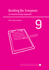 Front cover of guide for planning.