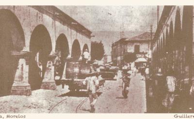 Cuernavaca-History