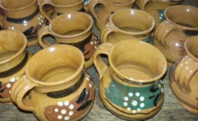 lead in pottery