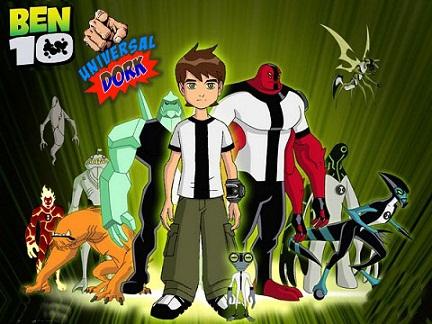 Ben 10 Cartoon Alien Image