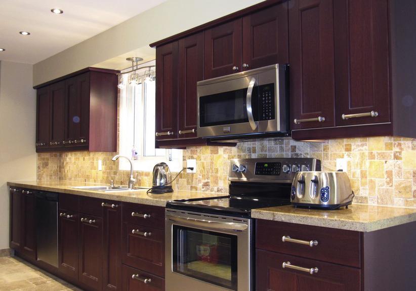Fast Renovation Without Sacrificing Quality Oakville Kitchen And Bath