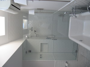Custom shower design Oakville